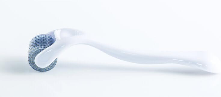 Dermaroller für medizinische Microneedlingbehandlung