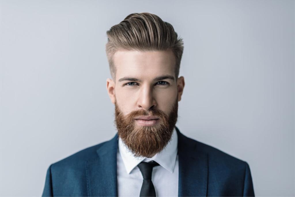 Bartwuchs schlechter Warum haben