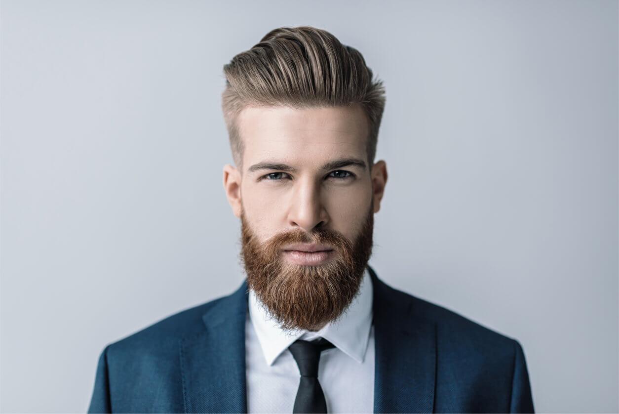 Bartwuchs anregen